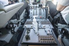 Sprit er også obligatorisk i cockpittet. (Foto: Joakim J. Hvistendahl)
