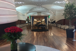 (2020-01-15) Turkish Airlines Lounge Istanbul