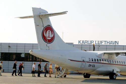 Mindre end 12 timer efter Cimber Sterlings konkurs meddelte Norwegian, at de ville overtage Karup-ruten.