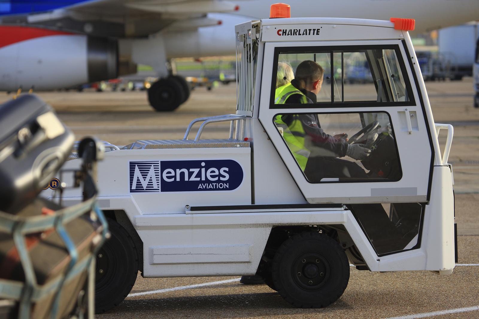 Job hos handlingselskabet Menzies Aviation i Københavns Lufthavn var blandt de mest læste jobopslag i 2016.
