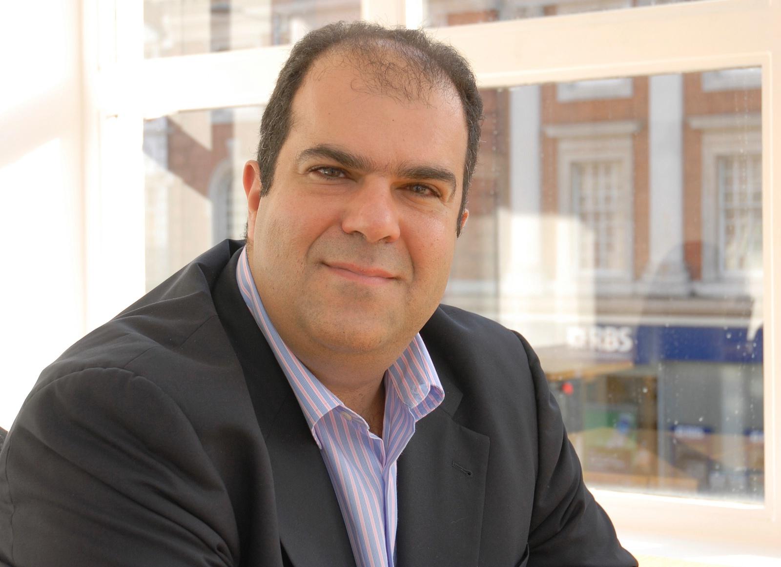 Sir Stelios Haji-Ioannou grundlagde som 28-årig easyJet i 1995 (Foto: easy.com | PR)