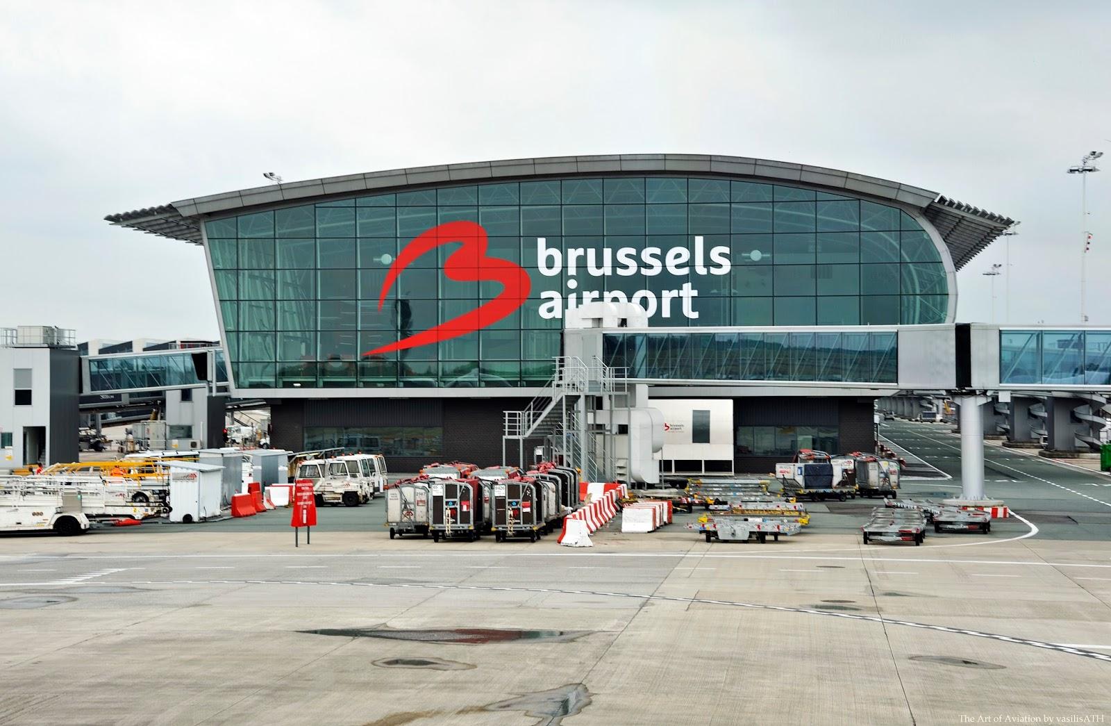 Bruxelles Lufthavn.