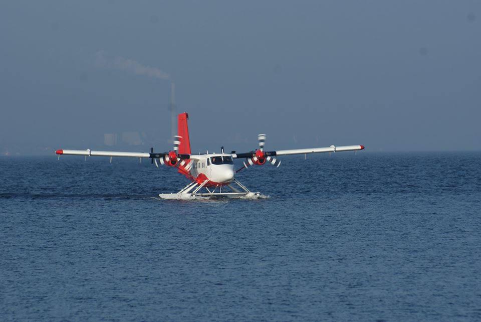 Twin Otter fra Nordic Seaplanes. (Foto: Nordic Seaplanes)
