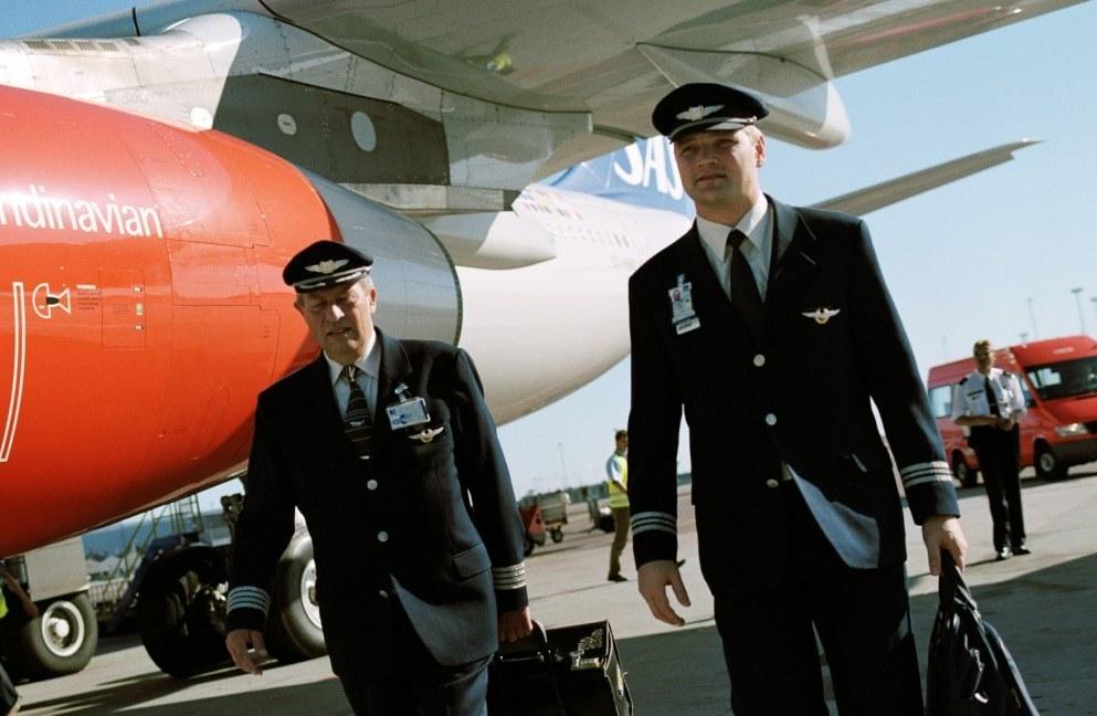 SAS-piloter (Arkivfoto)