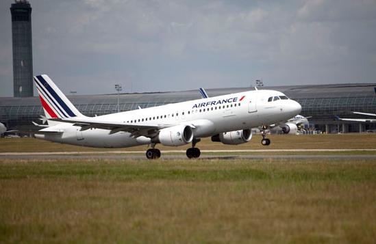 Air France A320-200. (Foto: Air France)