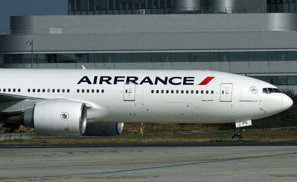 Boeing 777-200 fra Air France.