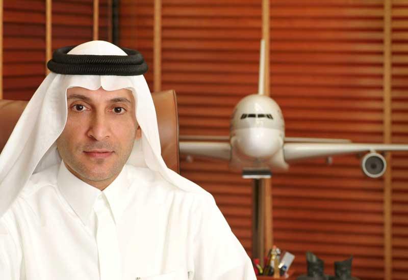 Akbar Al Baker, koncernchef hos Qatar Airways. (Foto: Qatar Airways)