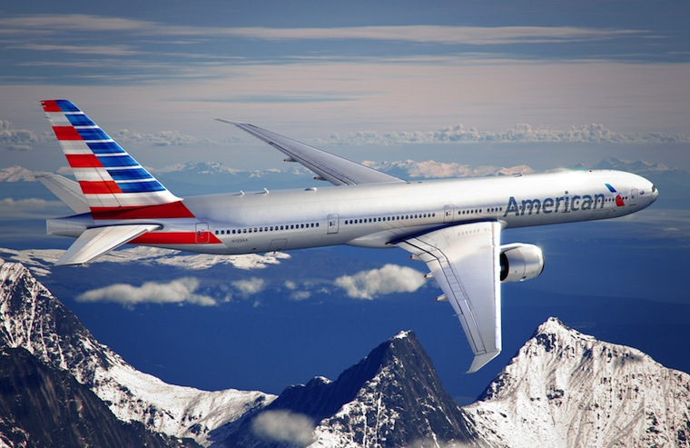 American Airlines Boeing 777-300ER (Foto: AA)