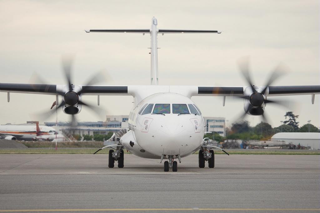 ATR 72-fly