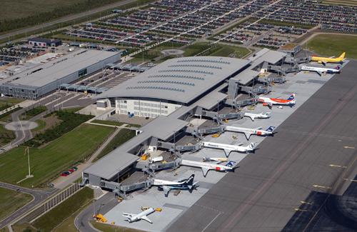 fly billund københavn