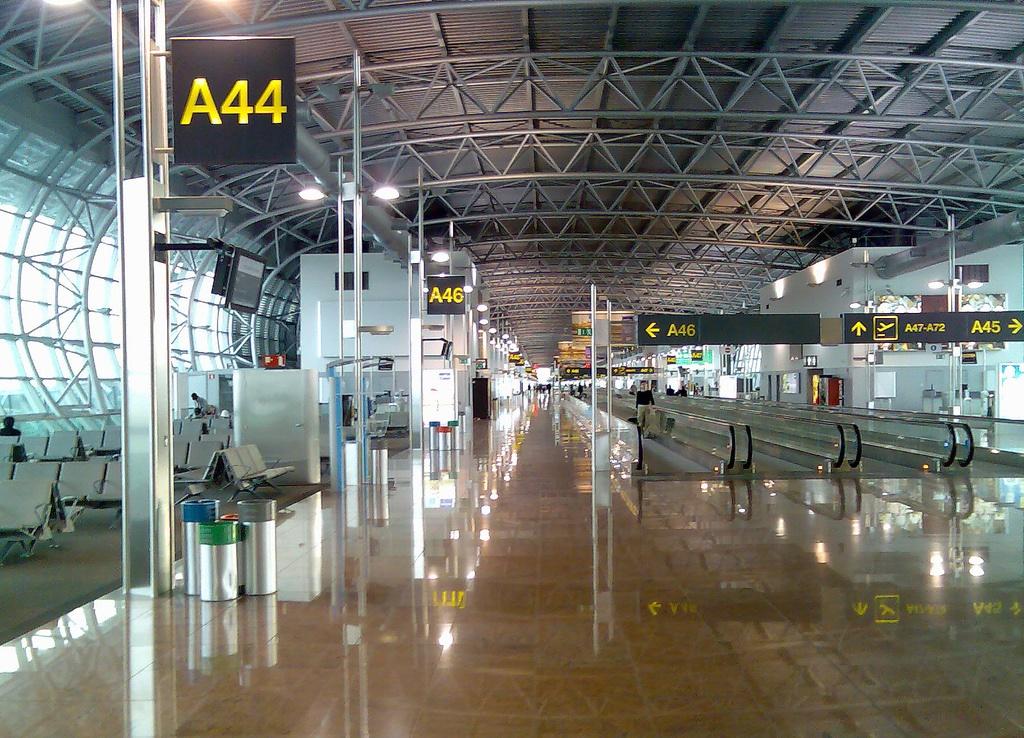 Bruxelles Lufthavn – Terminal A.