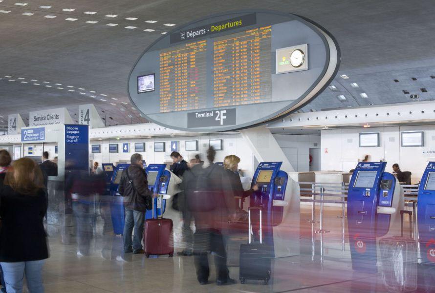 Paris-CDG – Terminal 2F (Foto: Groupe ADP)