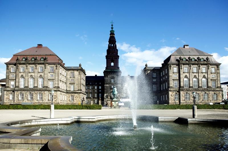 Christiansborg (Foto: Henrik Sørensen)