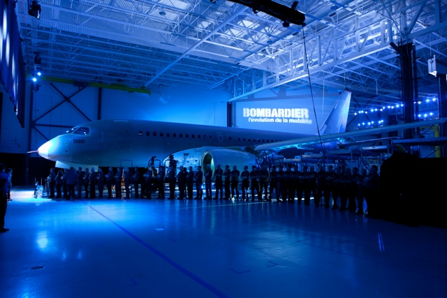 (Foto: Bombardier Commercial Aircraft)