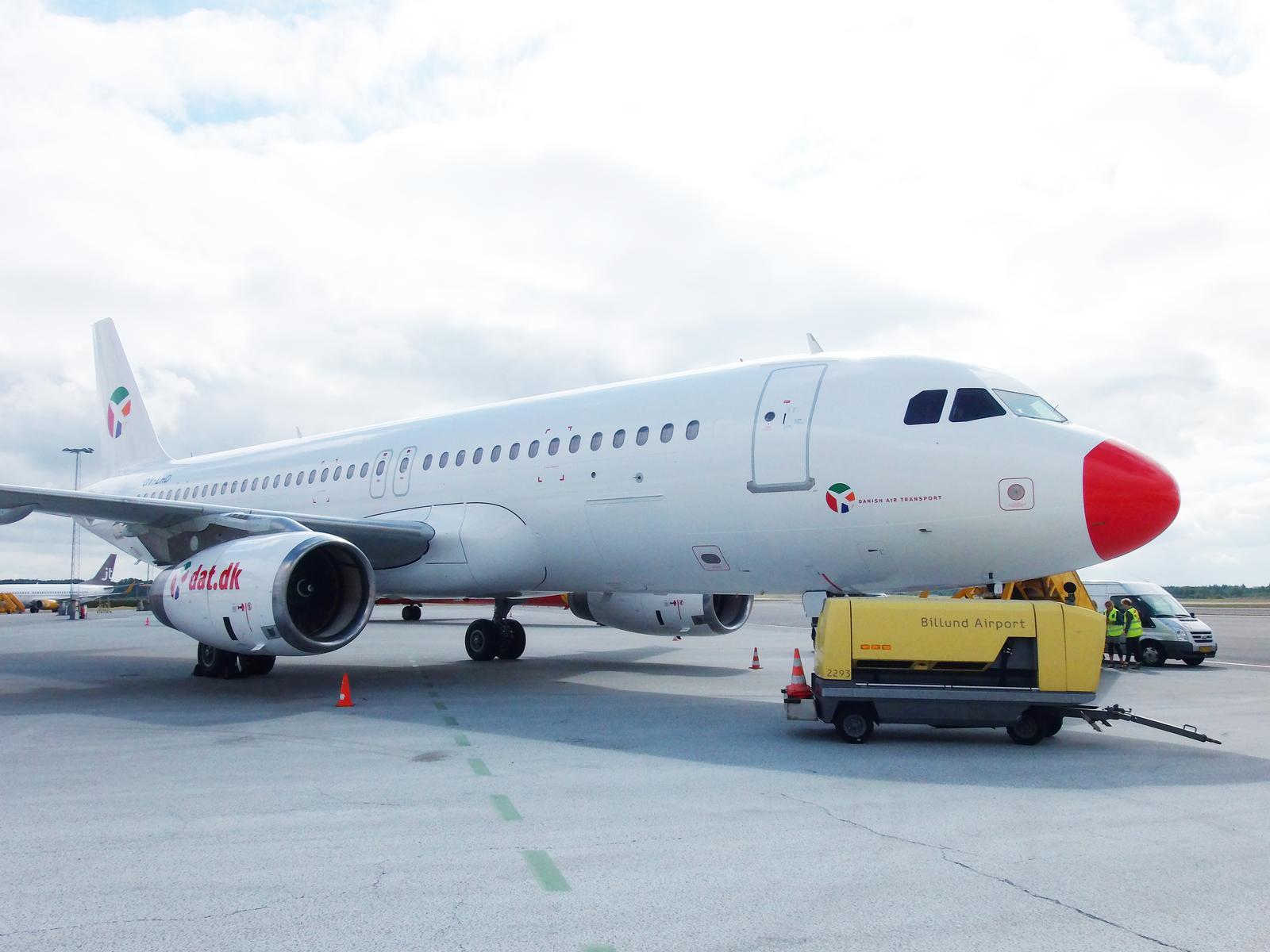 A320-200 fra DAT.