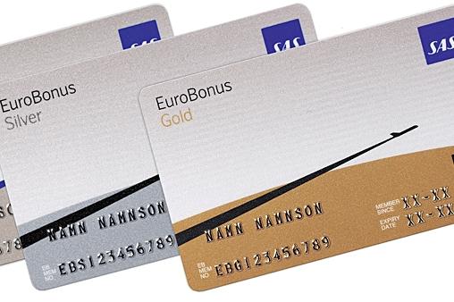 eurobonus medlem sas