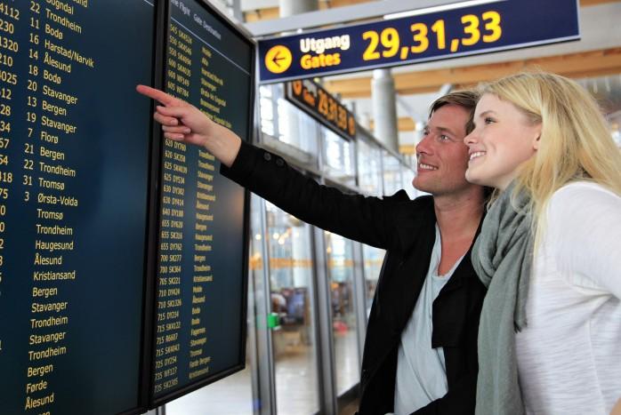 (Foto: Oslo Lufthavn)