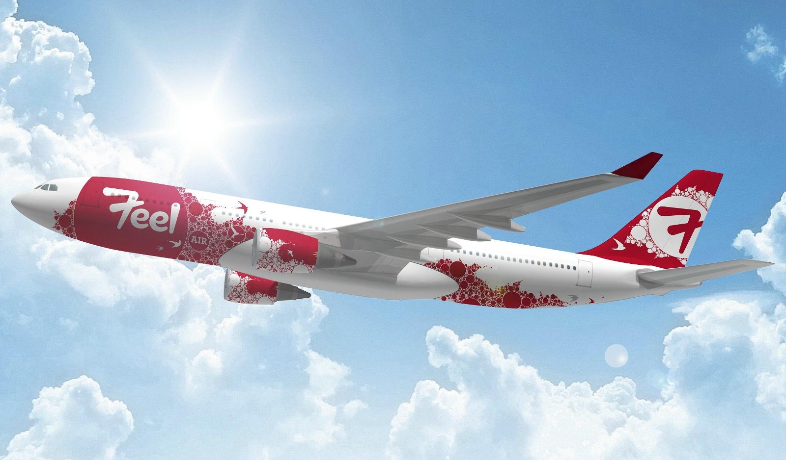 FFEL Air Airbus A330-200 (Foto: FEEL Air/PR)