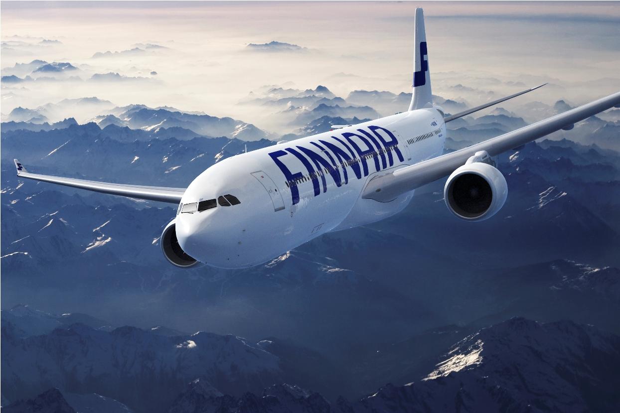Finnair Airbus A330-300. (Foto: Finnair)