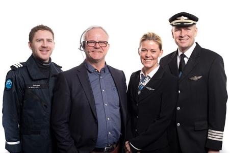 FPU repræsenterer både piloter, kabinepersonale og AFIS-operatører.