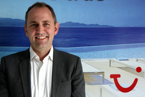 Gorm Pedersen, landechef for TUI i Danmark.