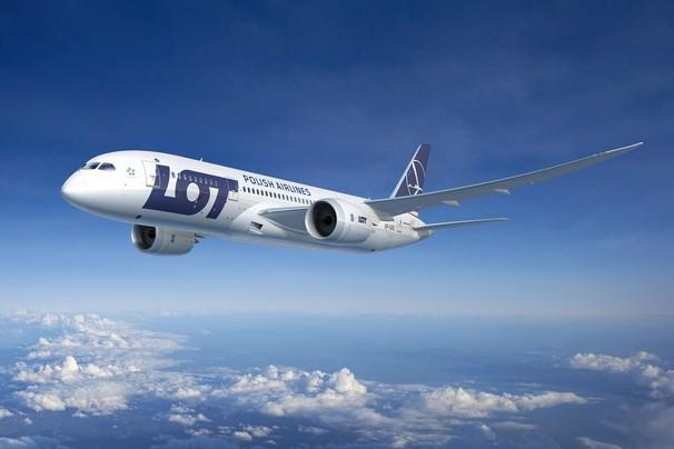 LOT Boeing 787-fly (Foto: LOT)