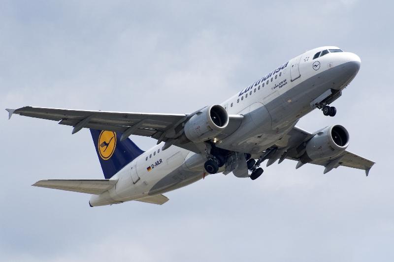Lufthansa Airbus A319-100. (Foto: Lufthansa )