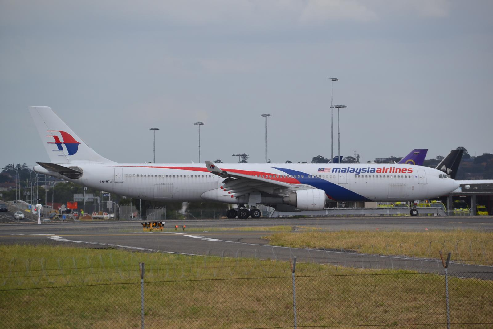 Malaysia Airlines Airbus A330-300.