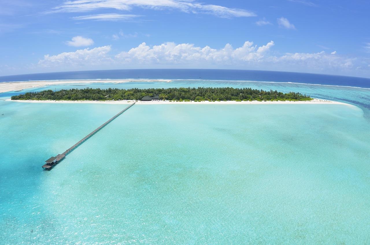 direkte fly til maldiverne