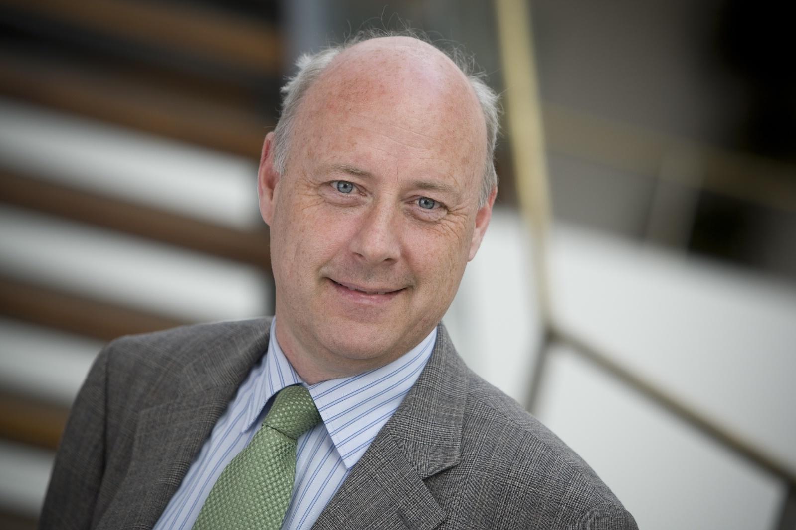 Branchedirektør Michael Svane fra DI Transport. (Arkvifoto)