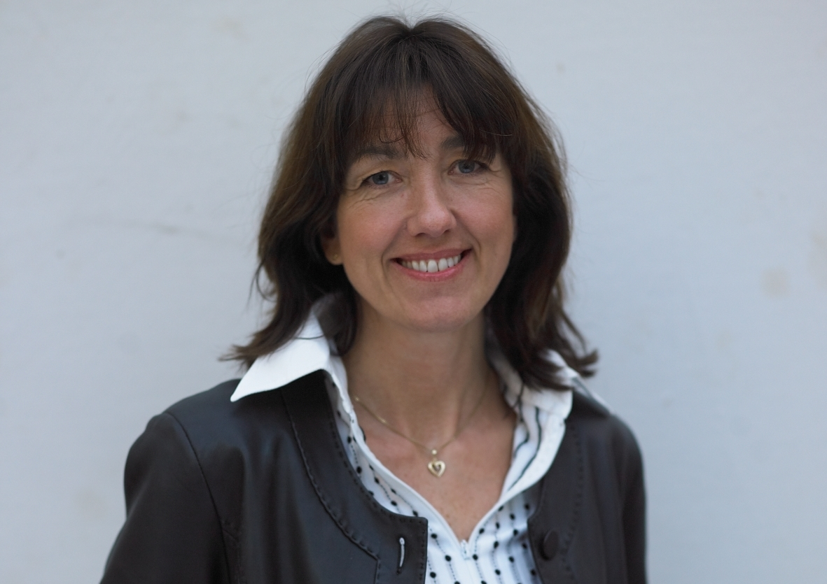 Kommunikationsdirektør i Norwegian, Anne-Sissel Skånvik.