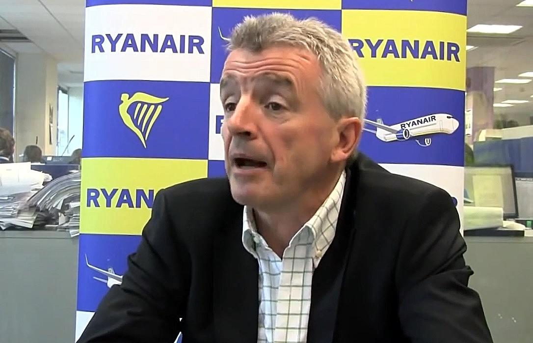 Koncernchef Michael O'Leary, Ryanair Holdings (Foto: Ryanair)