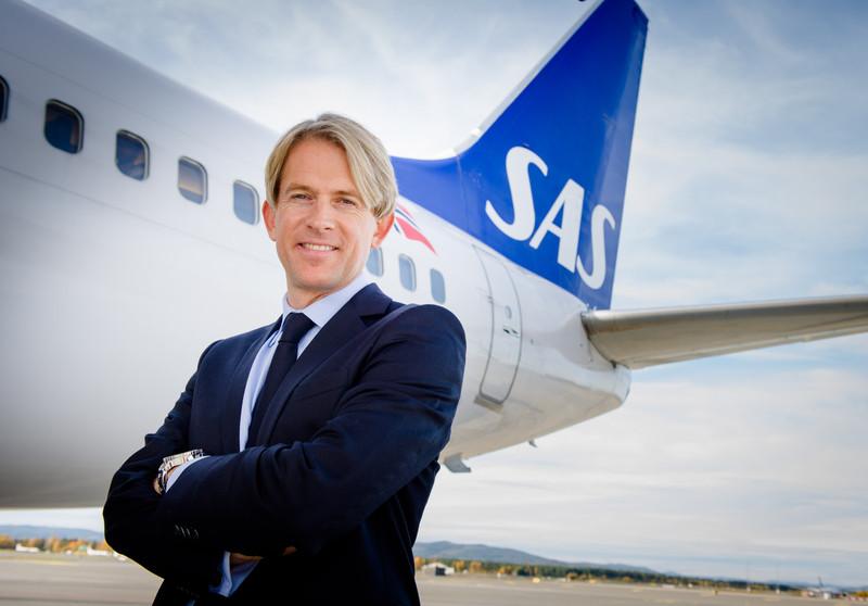 Eivind Roald. (Foto: SAS)
