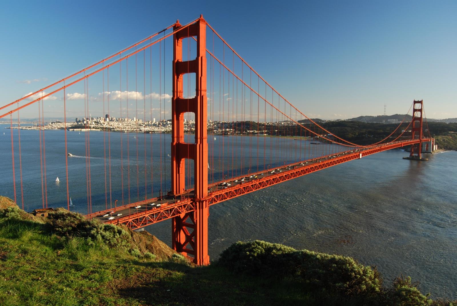 San Francisco Golden Gate.