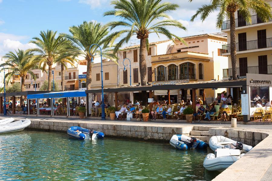 Mallorca er en af de danske charterrejsendes favoritdestinationer.