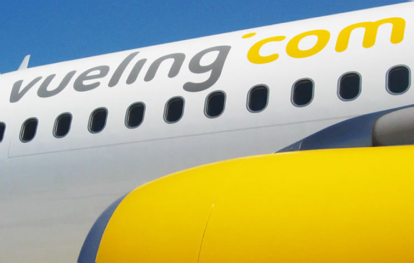 Vueling Airbus A320.200.