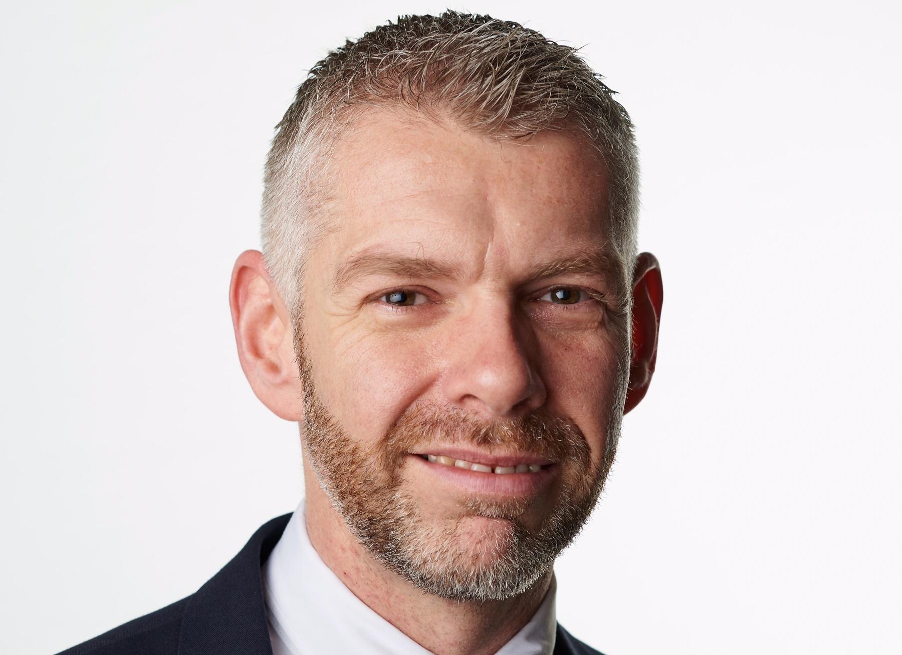 David Surley, Head of Airline Relations i Aarhus Lufthavn.