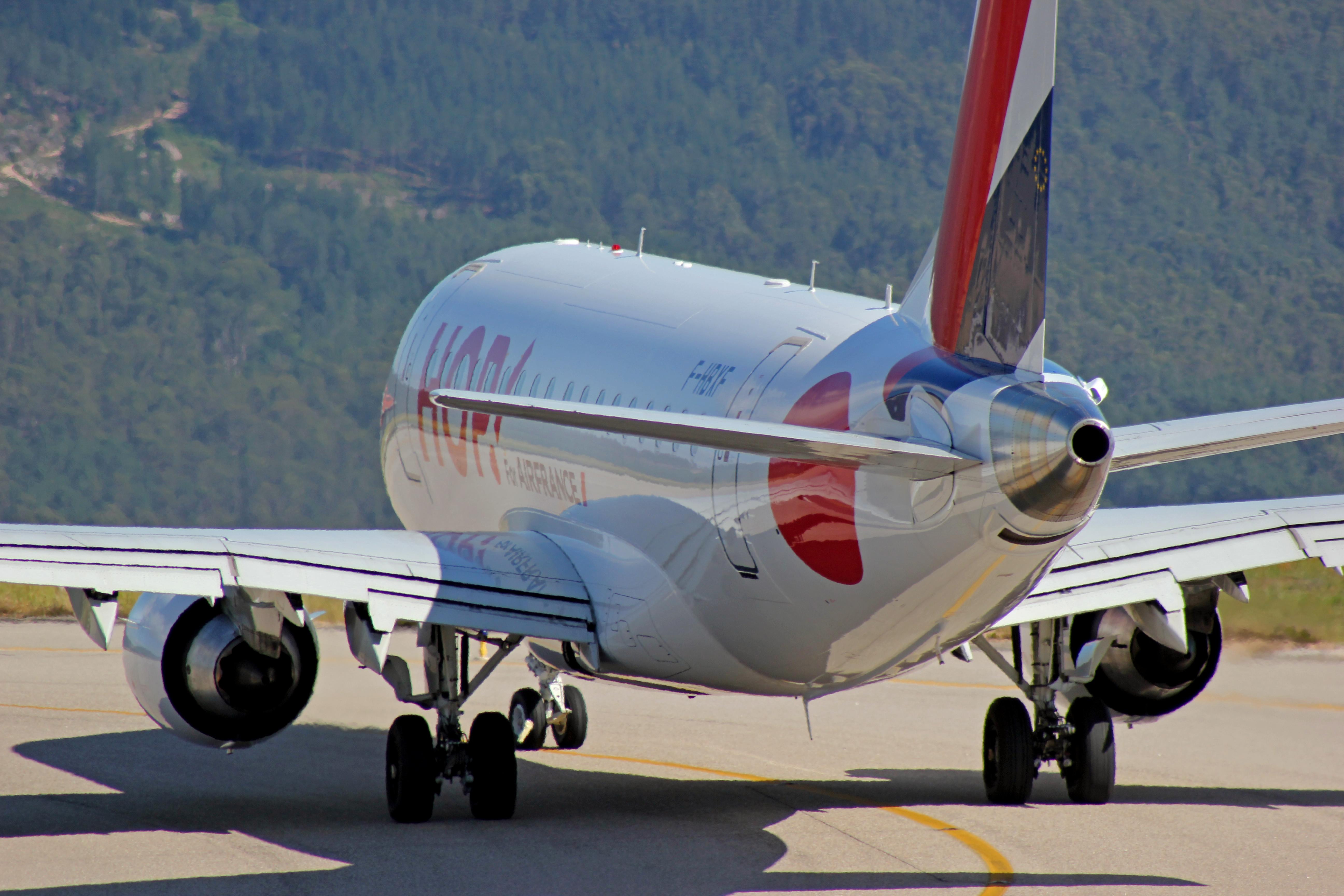 Embraer E-170 fra det franske flyselskab HOP!
