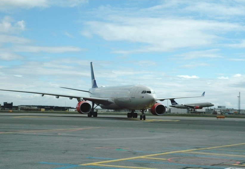 Helge Viking LN-RKU – Airbus A330-300 Enhanced. (Foto: SAS)