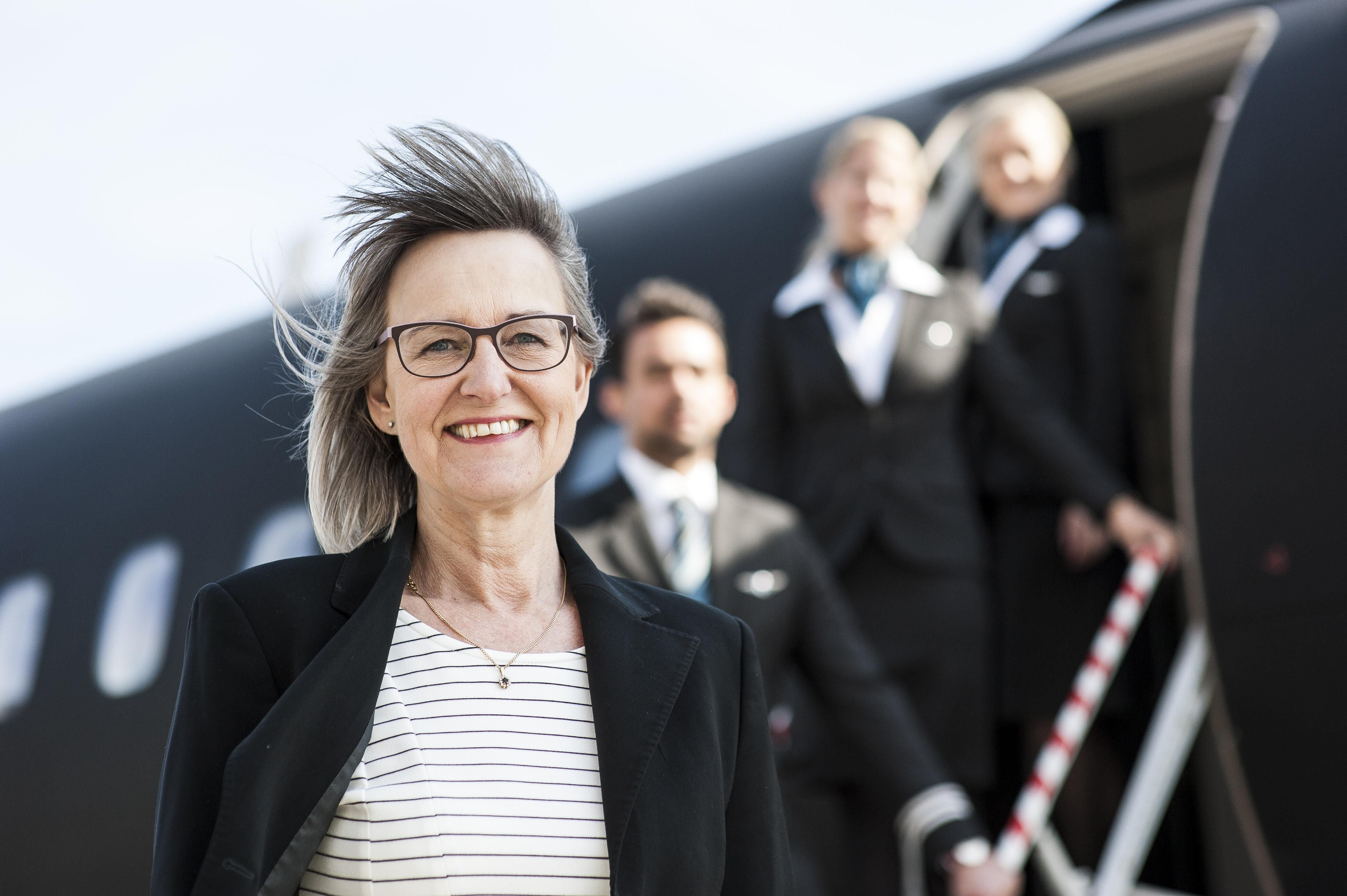 Administrerende direktør Lone Koch fra Alsie Express. (Foto: Alsie Express)