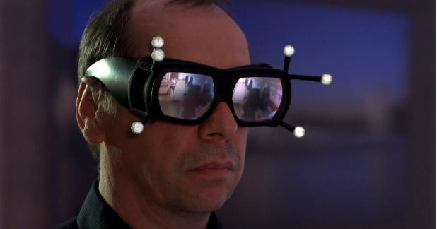 De virtuelle briller der bruges til, at se ens design af flyet (Foto: Airbus)