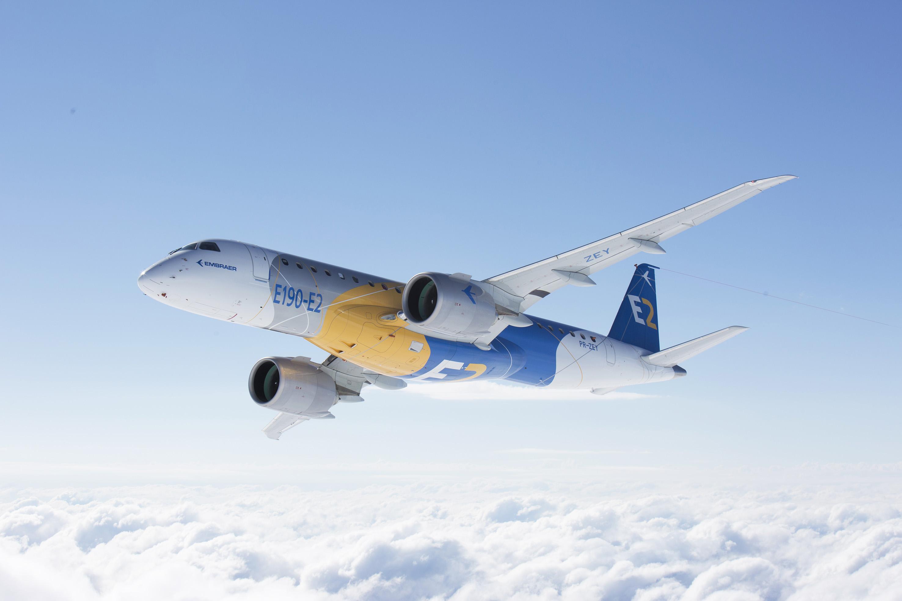 Embraer E190-E2.