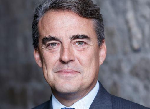 Alexandre de Juniac er generalsekretær for IATA.