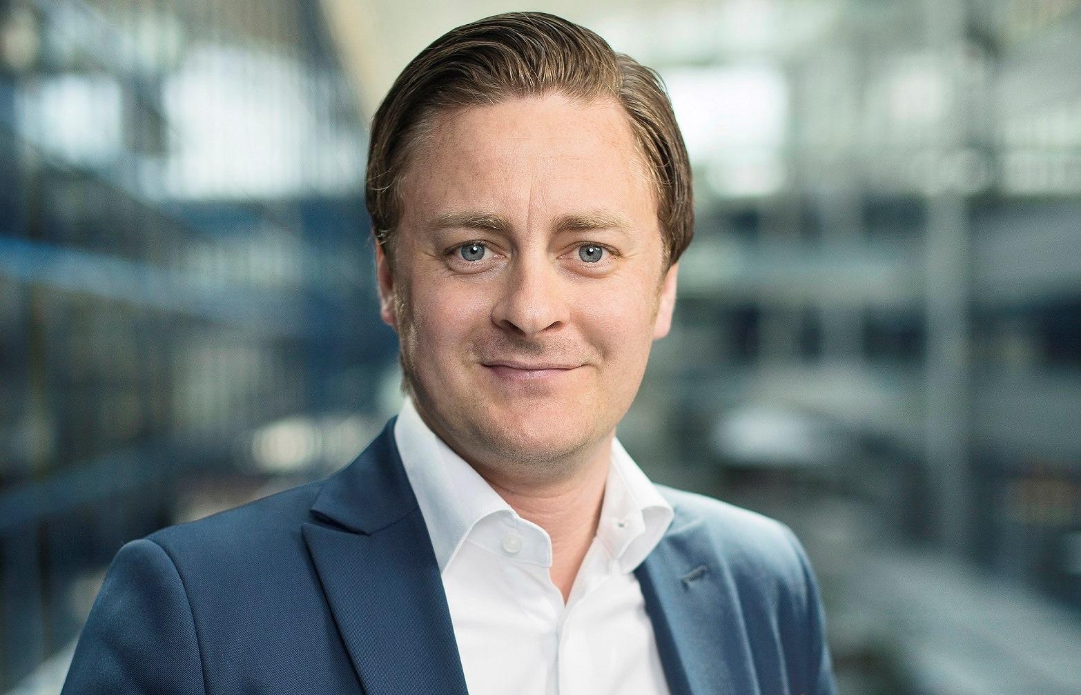 Robert Öhrnberg. (Foto: Finnair | PR)