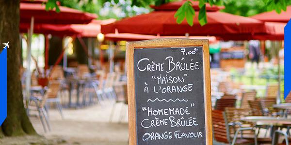 Restaurant i Paris (Foto: Restopolitan / Air France)