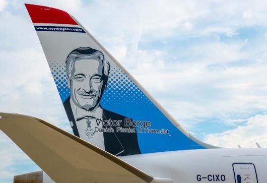 Victor Borge bliver den anden dansker på halerne af to Norwegian-fly.