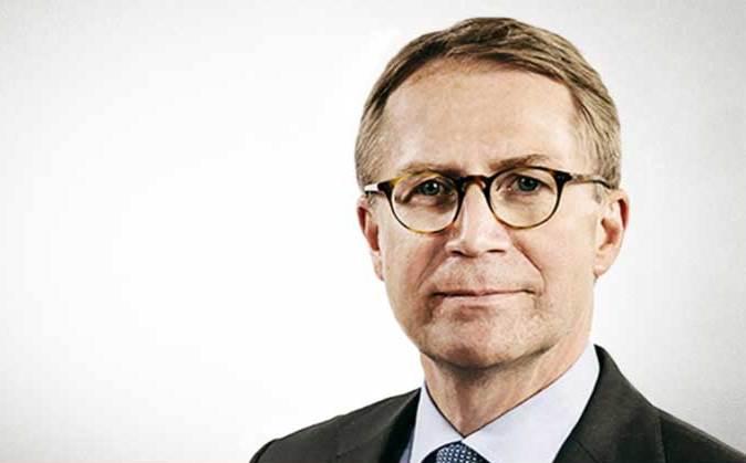 Ulrik Svensson er ny koncernfinansdirektør i Lufthansa. (Foto: Hexagon)