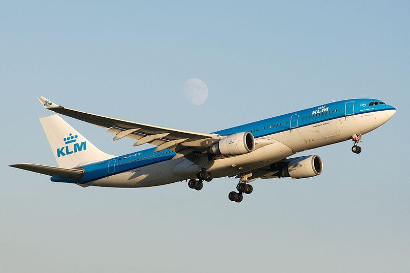 KLM A330-200. (Foto: BriYYZ / Wikipedia)