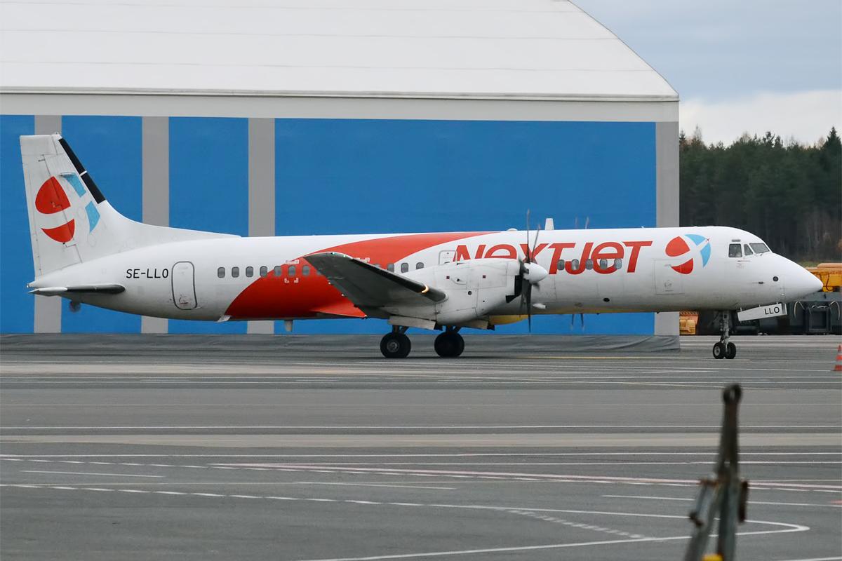 British Aerospace ATP fra NextJet (Foto: Helmy oved / Wikipedia)