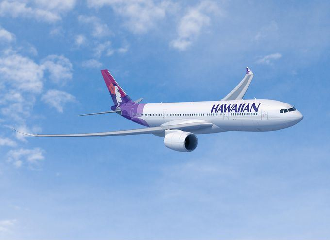 Hawaiian Airlines A330-800neo.